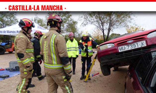 Más de 550 alumnos de los servicios de emergencia de la región han participado en 19 cursos de la Escuela de Protección Ciudadana