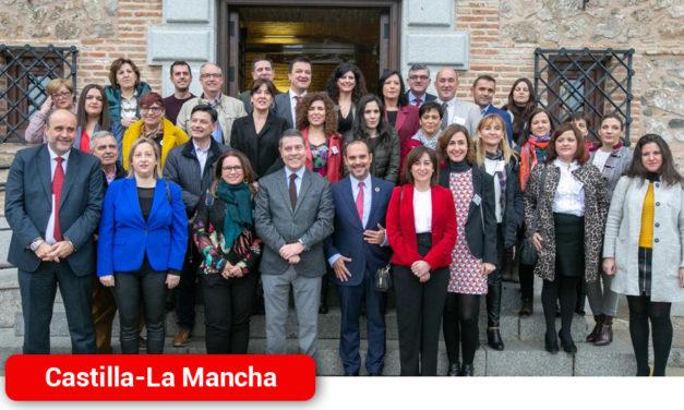 """García-Page celebra que Castilla-La Mancha """"se pone a la vanguardia en el concepto de igualdad"""""""