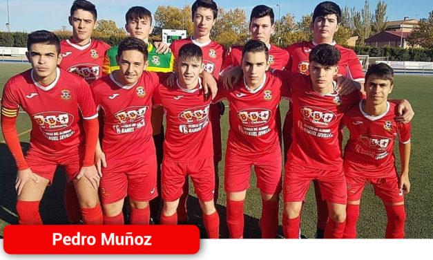 El Atlético Pedro Muñoz no quiere verse sorprendido por el Piedrabuena