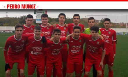 El Pedro Muñoz saca un valioso punto en Herencia, aunque mereció algo más