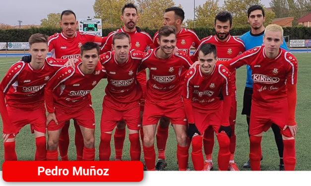 El Atlético Pedro Muñoz recupera sensaciones y vence en Valenzuela