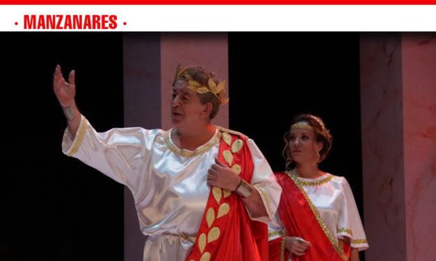 'Calígula' se gana los aplausos del Gran Teatro en su estreno