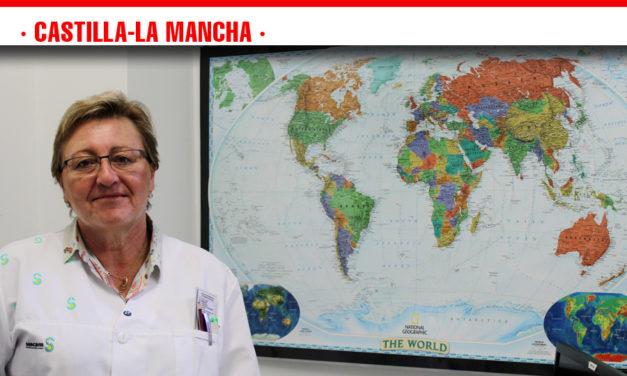 El Centro de Vacunación Internacional del Hospital General Universitario de Ciudad Real ha atendido a 555 personas entre mayo y septiembre