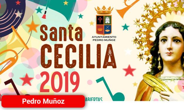 Tradicional Concierto de Santa Cecilia en Pedro Muñoz