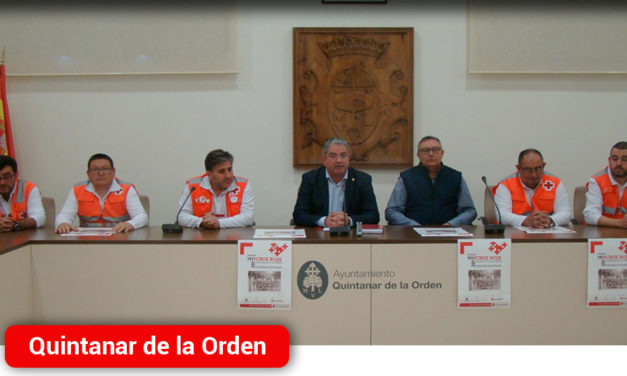Cruz Roja Quintanar conmemora su centenario con una exposición en la Casa de Piedra