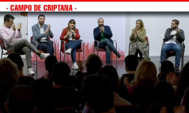 Los jóvenes son el presente y el futuro de Castilla-La Mancha y el 10N tienen que demostrarlo en las urnas, es el mensaje que los dirigentes socialistas han lanzado en el encuentro regional de JJSS celebrado en Campo de Criptana