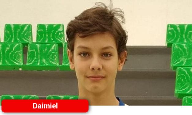 Daniel Caraballo jugará con la Selección de Castilla-La Mancha Infantil