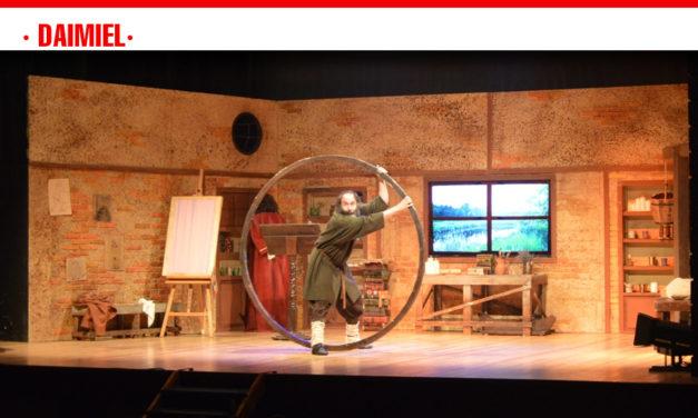 El Ayala se transforma en la 'Casa de Leonardo'