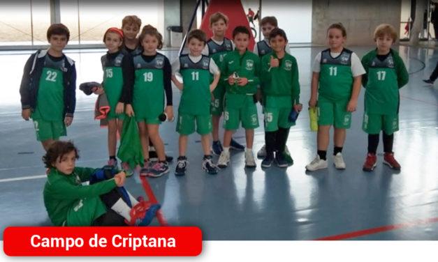 Crónicas  Baloncesto Criptana Jornada del 8 al 11 de noviembre