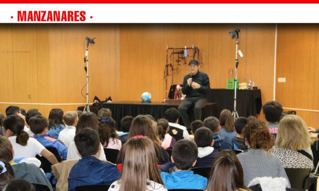 Todo el alumnado de Primaria participa en las Jornadas de Animación a la Lectura