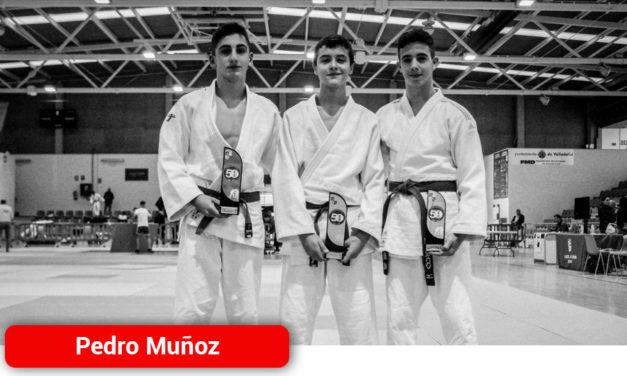 Rodrigo Zarco se cuelga el bronce en Valladolid