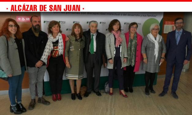 Más de 700 personas que se integran en Plena Inclusión Castilla-La Mancha celebran el emotivo XXV Encuentro de Familias en el Auditorio de Alcázar de San Juan