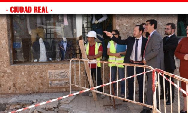 La Diputación suma a la ejecución del Plan Extraordinario de Obras otras 35 actuaciones en pueblos por 893.800 euros