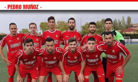 El Atlético Pedro Muñoz quiere seguir invicto en su visita Argamasilla de Alba