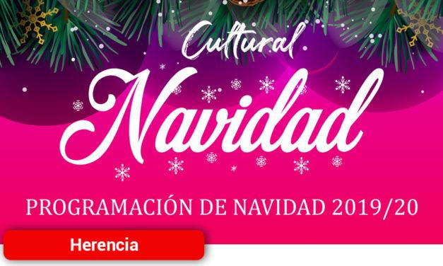 Con la  Navidad llega la nueva programación cultural de Herencia