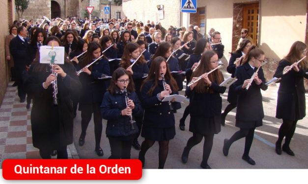 La Banda Sinfónica Municipal celebra la festividad de su patrona, Santa Cecilia