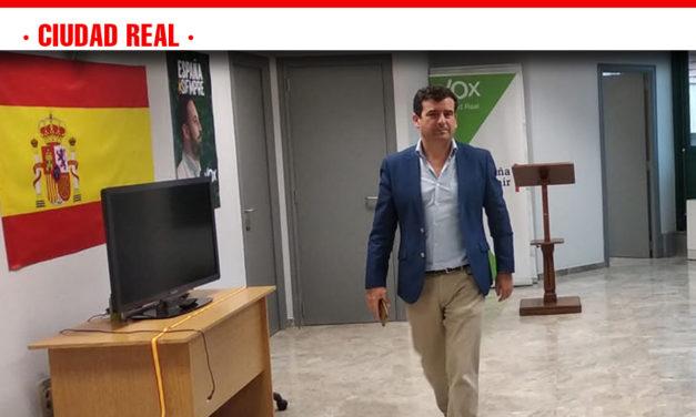 VOX se dispara en la provincia de Ciudad Real