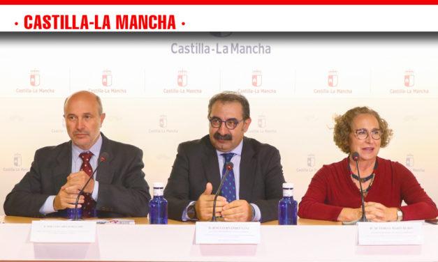 El Gobierno de Castilla-La Mancha realiza una jornada de trabajo enfocada a la inserción socio laboral de las personas con trastorno mental