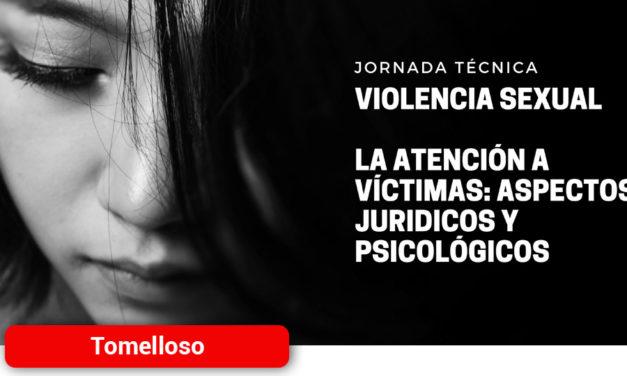El Centro de la Mujer acogerá una jornada sobre atención a víctimas de violencia sexual