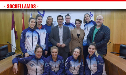 Caballero da el primer paso en su compromiso de aumentar las ayudas al deporte femenino hasta igualarlo con el masculino