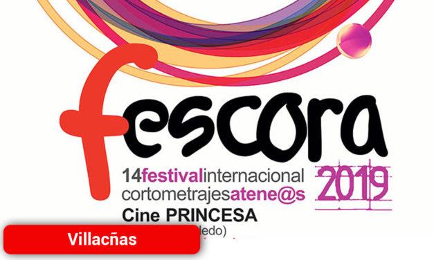 El festival de cortos FESCORA 2019 llena de cine Villacañas la próxima semana