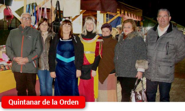 Un Mercado Medieval llega este fin de semana a Quintanar