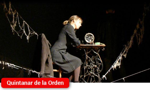 """La obra teatral """"La voz dormida"""" conquista al público quintanareño"""