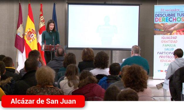 Alcazar de San Juan conmemora el XXX aniversario de la Declaración de Derechos de la Infancia