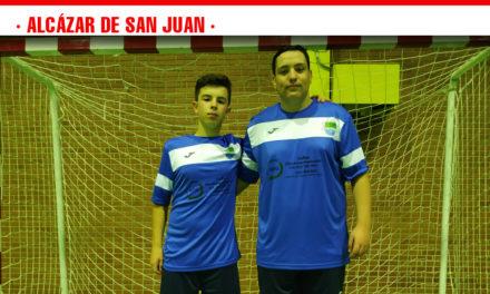 Dos jugadores del Club Deportivo Futsal Alcázar han sido convocados a la previa de la Seleccion Sub-16 (Cadete) de Fútbol Sala de Castilla-La Mancha