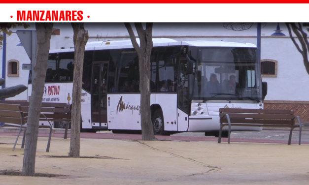 La ruta del autobús urbano incorpora una parada en la EFA Moratalaz