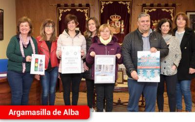 El Área de Promoción Económica presenta tres campañas para estas navidades de apoyo al comercio y la hostelería de Argamasilla de Alba