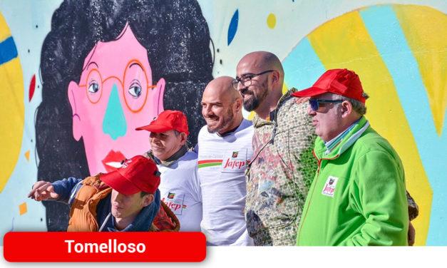 AFAS invita a los vecinos a participar en su Mural Inclusivo
