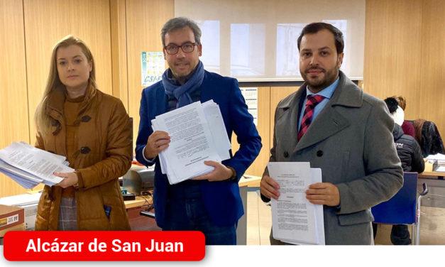 Alegaciones contra la subida de impuestos de los vecinos de Alcázar