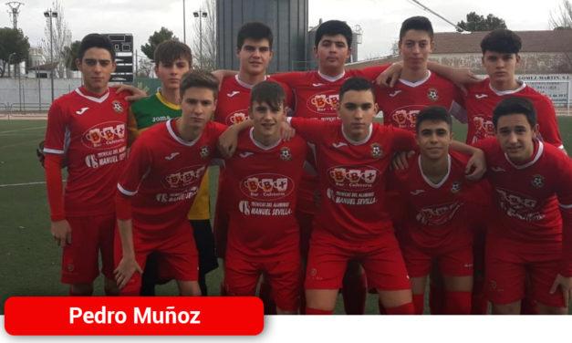 Un buen Pedro Muñoz sella otra victoria en Madridejos