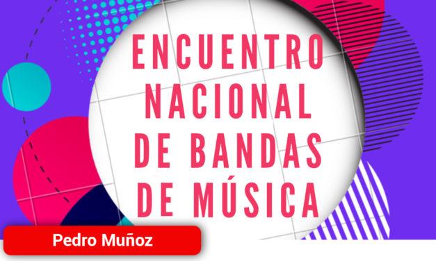 Encuentro Nacional de Bandas de Música en Pedro Muñoz