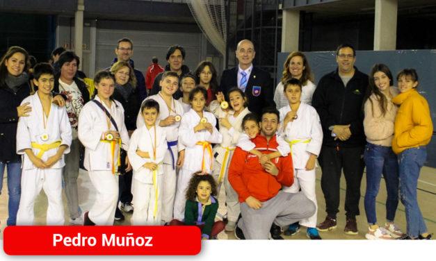 Campeonato de Judo de Castilla La Mancha Sub 11 y Sub 13 (Tomelloso)