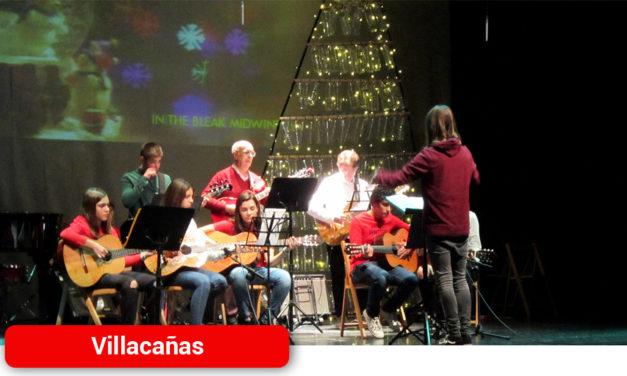 Concierto de navidad de la Escuela de Música
