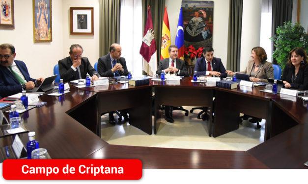 El turismo, la hostelería y el ansiado auditorio compromisos del Consejo de Gobierno celebrado en Campo de Criptana