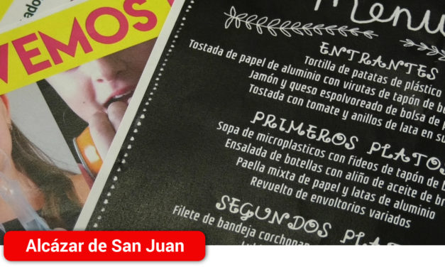 Ayuntamiento y Consejo de Infancia y Juventud ponen en marcha una campaña para concienciar y reducir el consumo de plásticos en Alcázar de San Juan