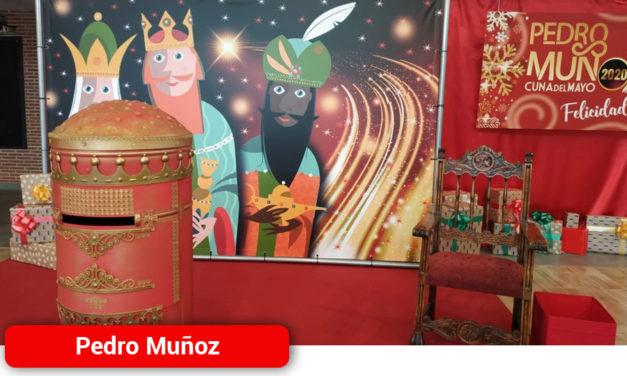 Los Reyes Magos de Oriente ya han partido hacia Pedro Muñoz para llegar a tiempo el Día 5 de Enero