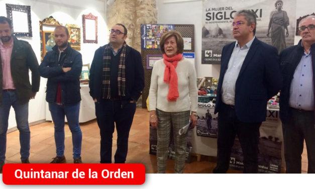 Manos Unidas Quintanar inaugura su tradicional rastrillo solidario en La Ermitilla