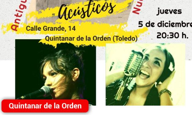 """Cristina García y Selene Casas inician los mini-conciertos acústicos de """"El Recreo"""""""