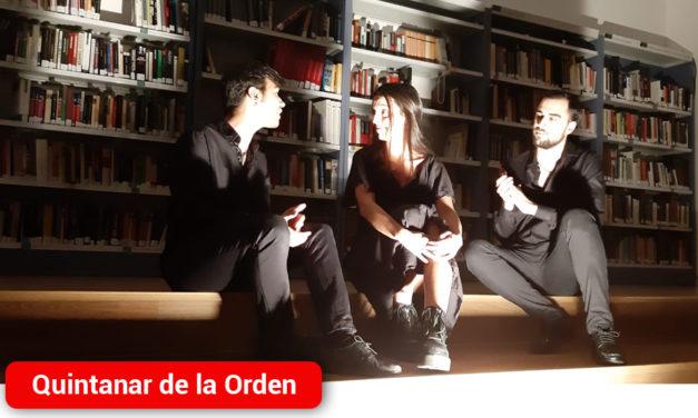 La Biblioteca acogió un recital poético-teatral homenaje a Federico García Lorca