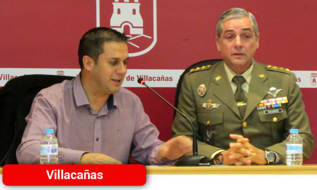 La Unidad Militar de Emergencias (UME) se presenta a los ciudadanos
