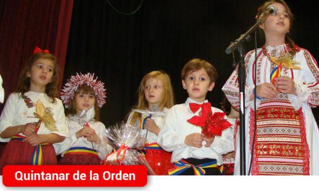 Alumnos del curso de lengua, cultura y civilización rumana celebran un Festival de Villancicos