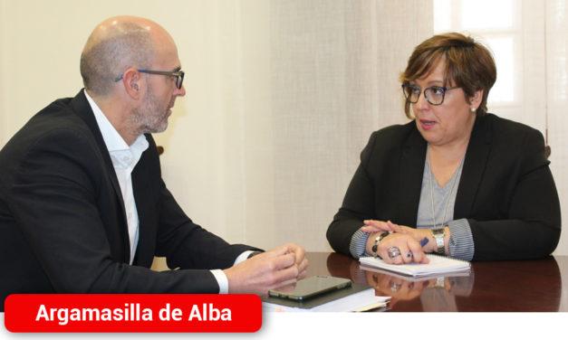 Cultura, Bienestar Social y Educación centran las demandas del alcalde de Argamasilla de Alba al Gobierno de Castilla-La Mancha