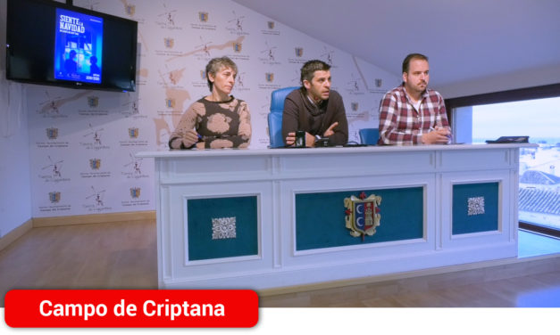 Más de 40 actividades culturales y lúdicas durante las fiestas navideñas en Campo de Criptana