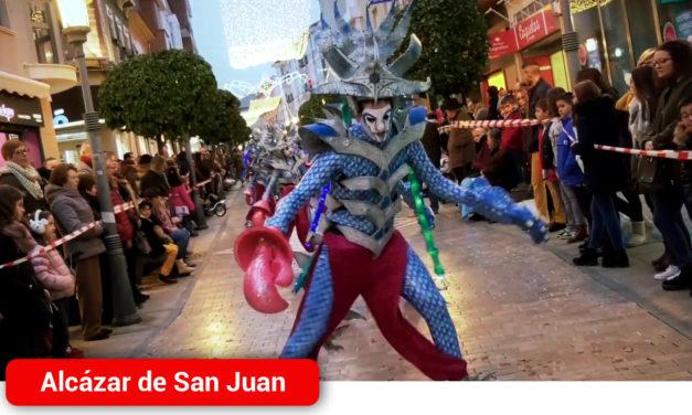 Alcázar de San Juan se viste de fiesta del 21 al 28 de diciembre con la celebración de un Carnaval único en España
