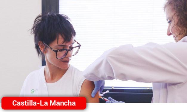 Más de 308.000 personas ya han recibido la vacuna de la gripe en Castilla-La Mancha