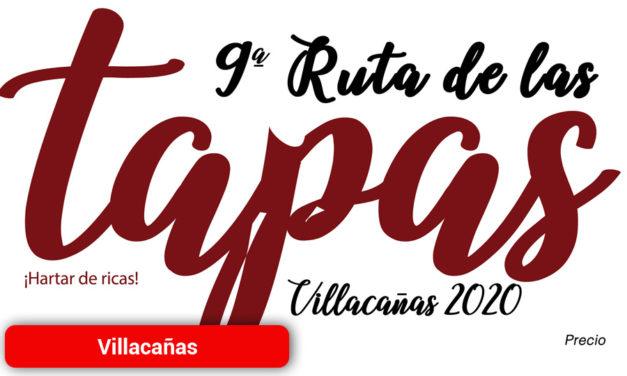 La 9ª Ruta de las Tapas se celebrará del 31 de enero al 9 de febrero